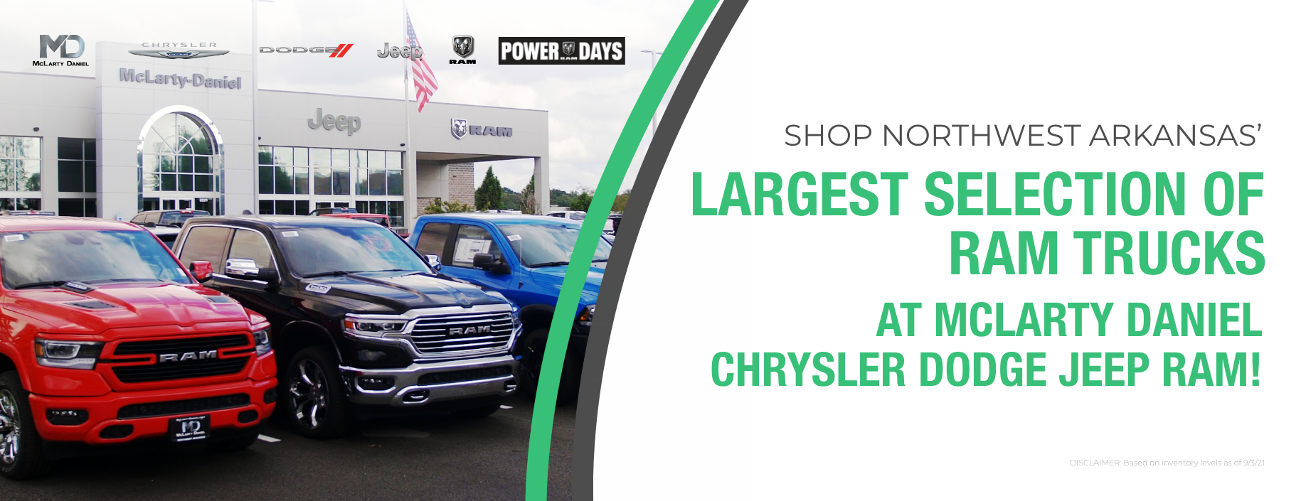 Buy a new RAM 1500 as low as $24,900!