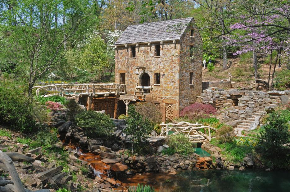 Mclarty Daniel Jeep >> Six Famous Film Locations in Arkansas! | McLarty Daniel CDJRF of Springdale | McLarty Daniel ...