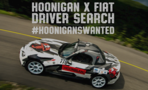 Fiat and Hoonigan team up to search for the Next Great