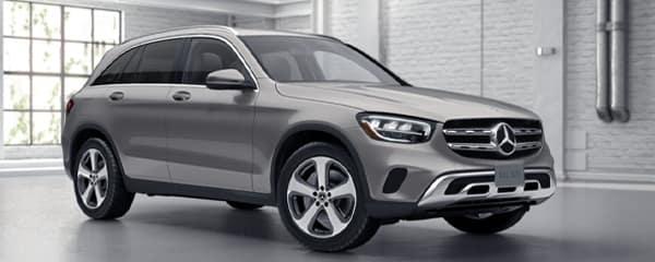2021 GLC SUV