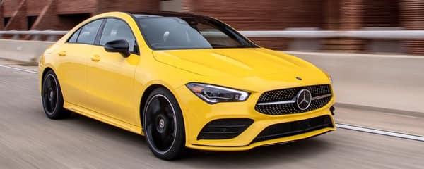 2021 CLA Coupe