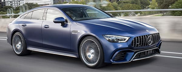 2021 AMG GT