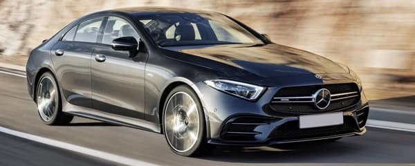 2021 CLS Coupe