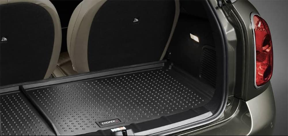 MINI Cooper Clubman luggage compartment mat accessory