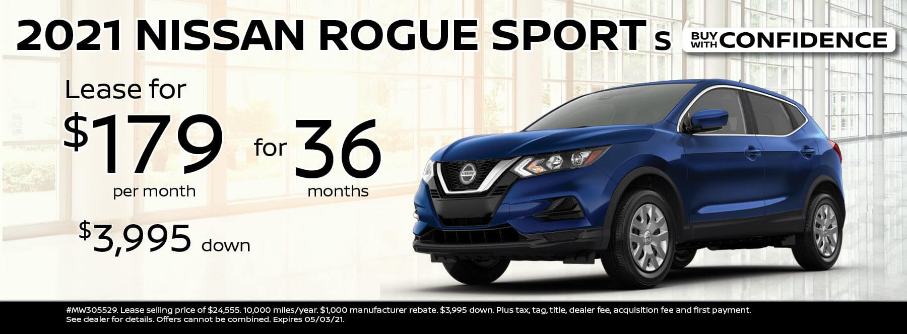 2021 Rogue Sport 179