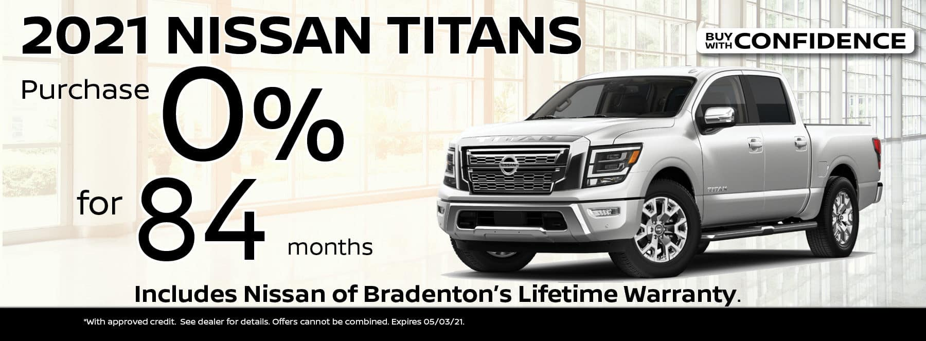 2021 Titans zero percent