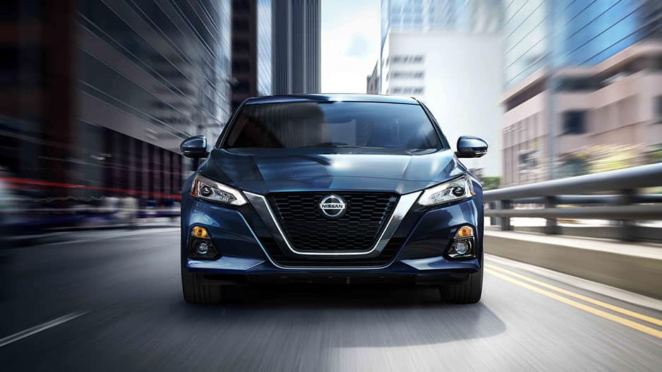 Performance Features of the New Nissan Altima at Garber in Sarasota, FL
