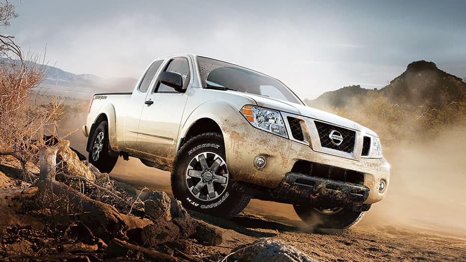 Exterior Features of the New Nissan Frontier at Garber in Bradenton, FL