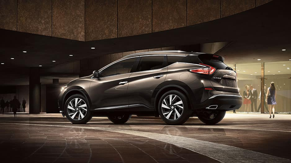 Exterior Features of the New Nissan Murano at Garber in Bradenton, FL