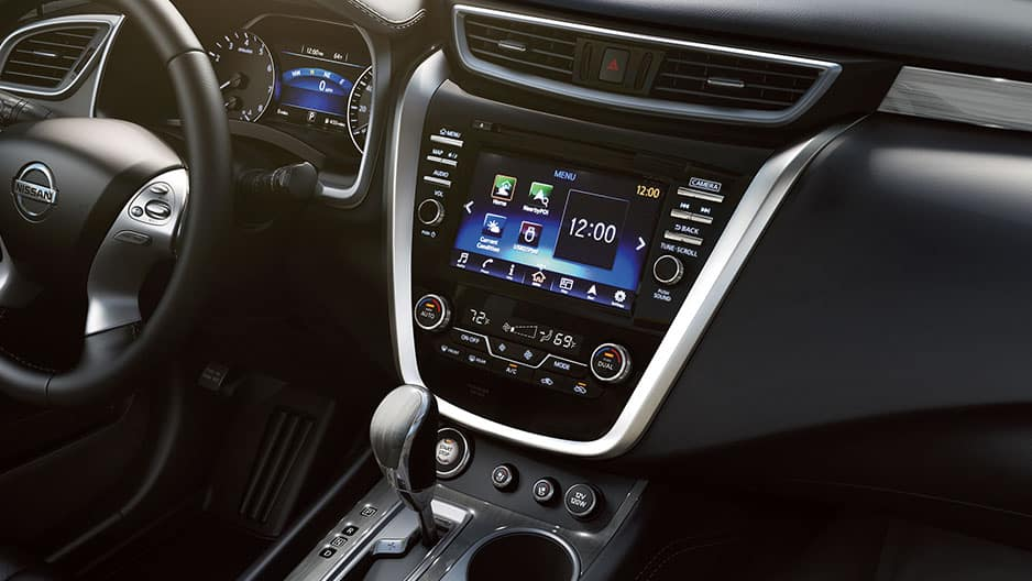 Technology Features of the New Nissan Murano at Garber in Sarasota, FL