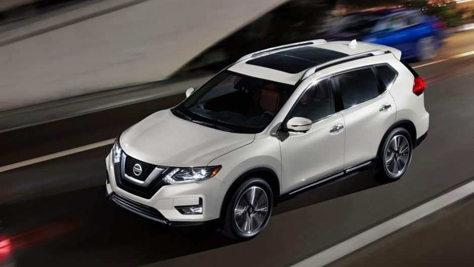 Check Out The 2018 Nissan Rogue And All Its Packages