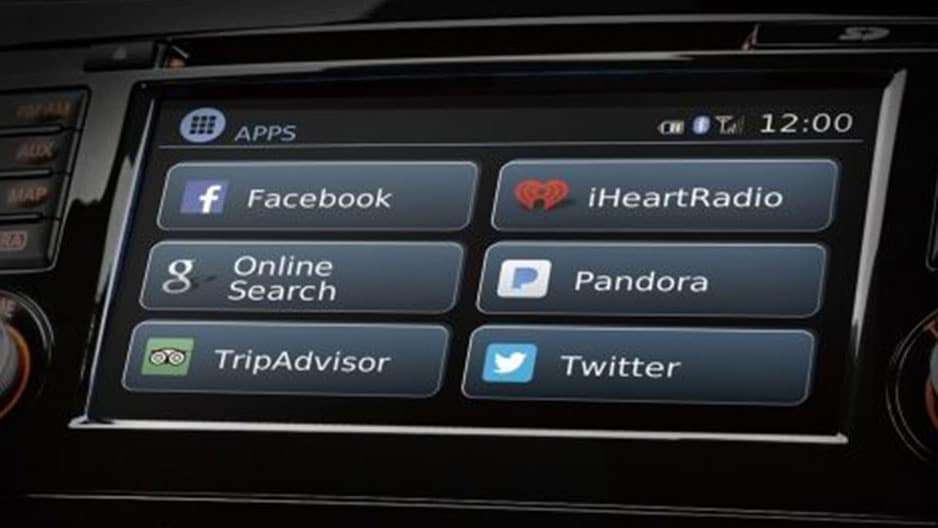 Technology Features of the New Nissan Rogue-Sport at Garber in Sarasota, FL