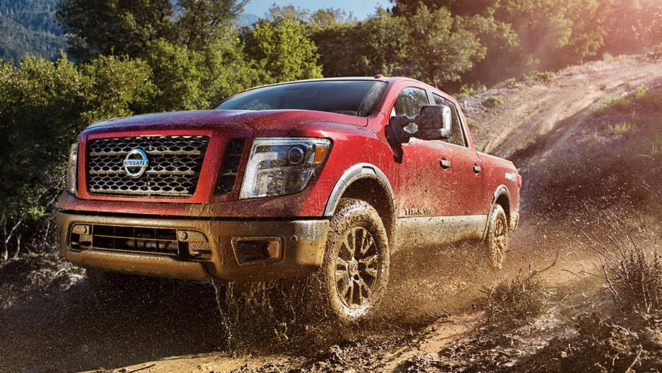 Performance Features of the New Nissan Titan at Garber in Sarasota, FL