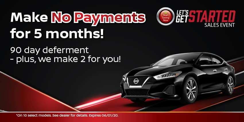 No payment 5 months