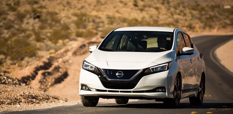 New Nissan LEAF named World Car of the Year finalist