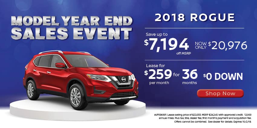 Model-Year-End-Nissan-Rogue