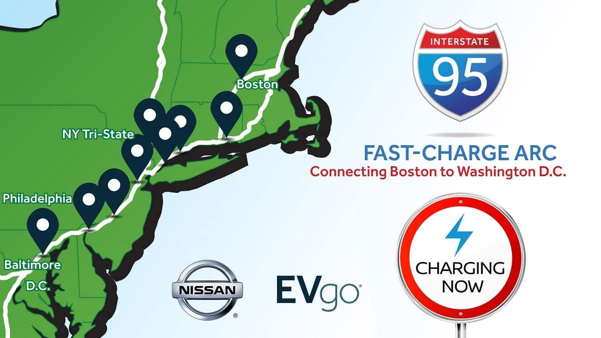I-95 Fast Charging ARC