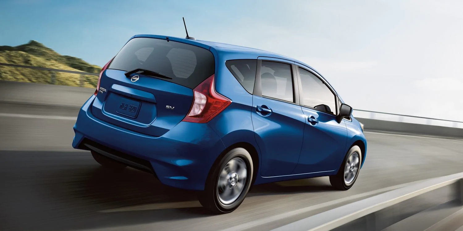 Nissan Versa Vs. Nissan Versa Note: Brother Battle it Out