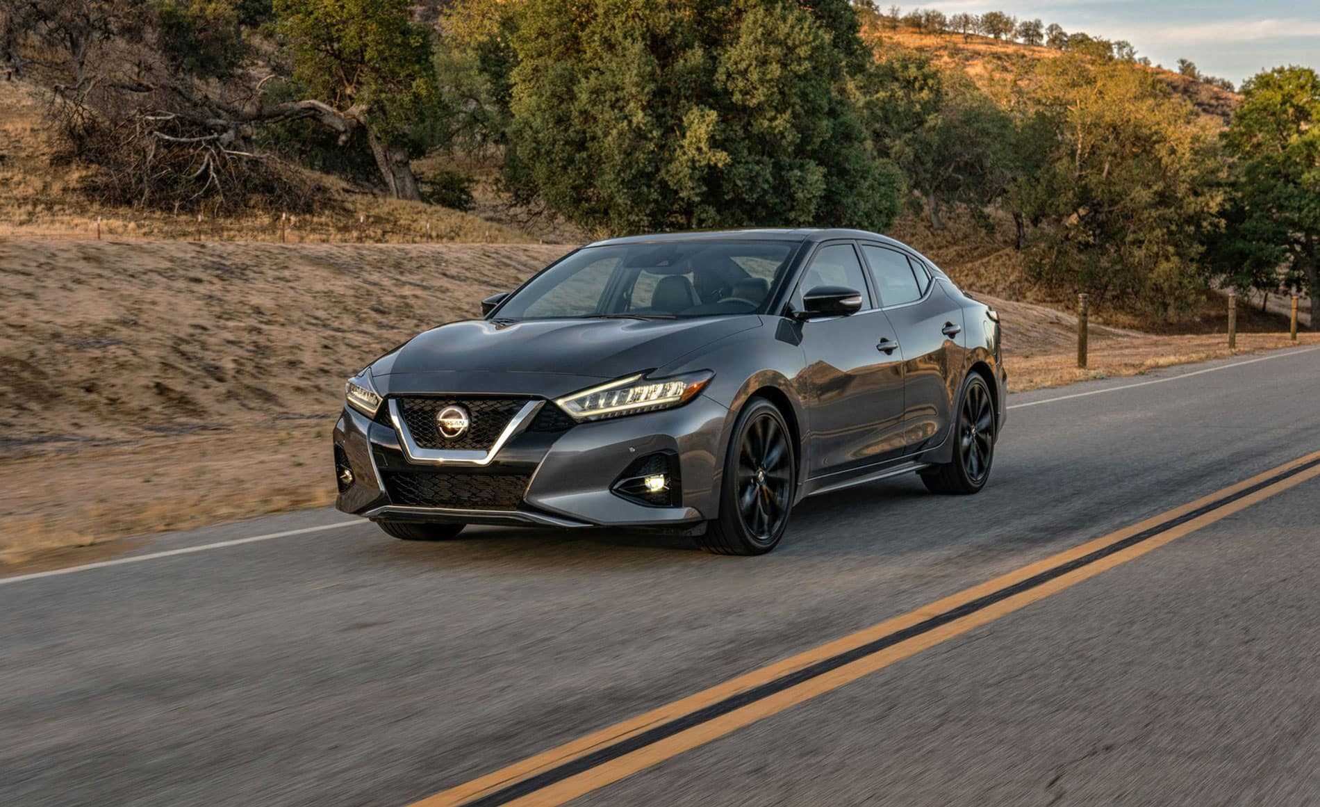 The 2019 Nissan Maxima Starts From 33 950