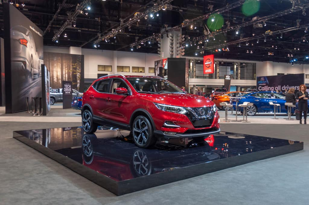 Safer And More Stylish The Refreshed 2020 Nissan Rogue Sport