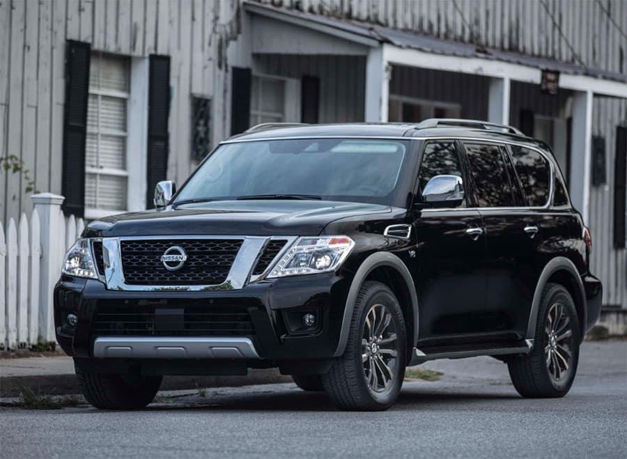 Nissan Armada Vs  Toyota Sequoia: Burly SUVs Do Battle