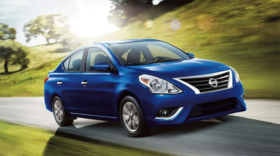 Nissan Sentra Vs  Nissan Versa: Small Sedan Shootout