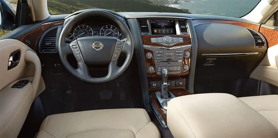 Nissan Armada Mpg >> Nissan Armada Vs Nissan Pathfinder