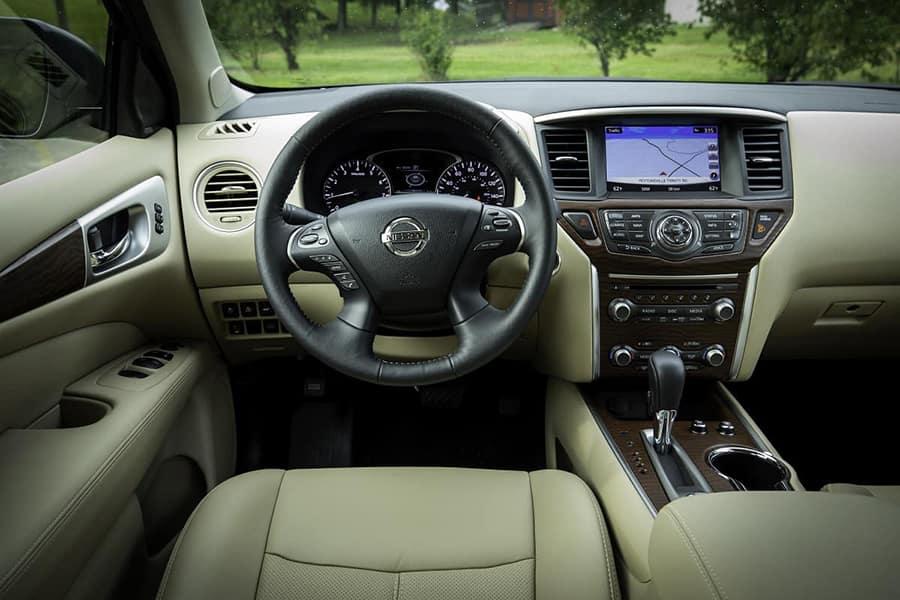 Nissan Armada Vs. Nissan Pathfinder