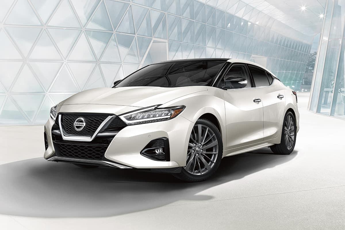 2020 Nissan Maxima Vs 2020 Kia Stinger