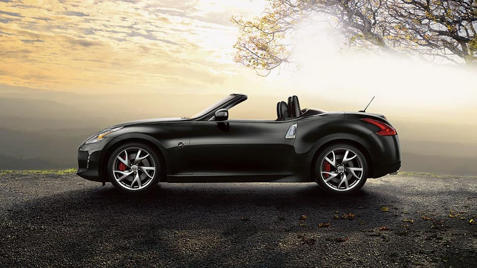 Exterior Features of the New Nissan 370Z at Garber in Bradenton, FL