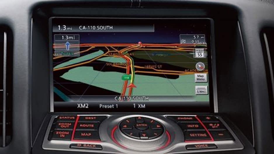 Technology Features of the New Nissan 370Z at Garber in Sarasota, FL