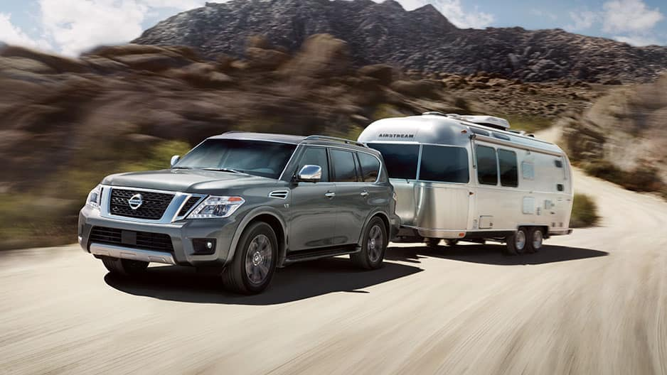 Performance Features of the New Nissan Armada at Garber in Sarasota, FL