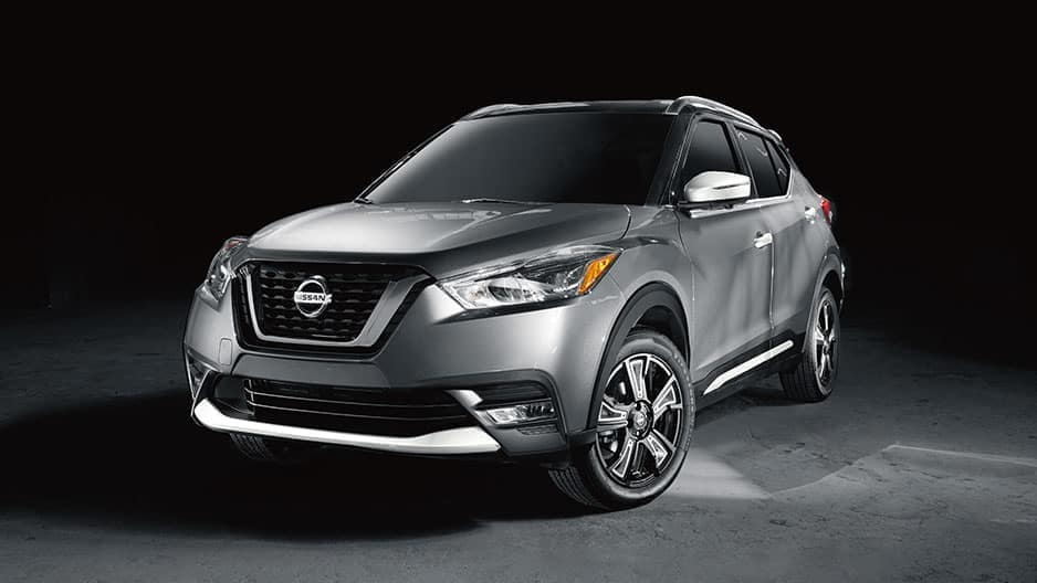 Exterior Features of the New Nissan Kicks at Garber in Bradenton, FL