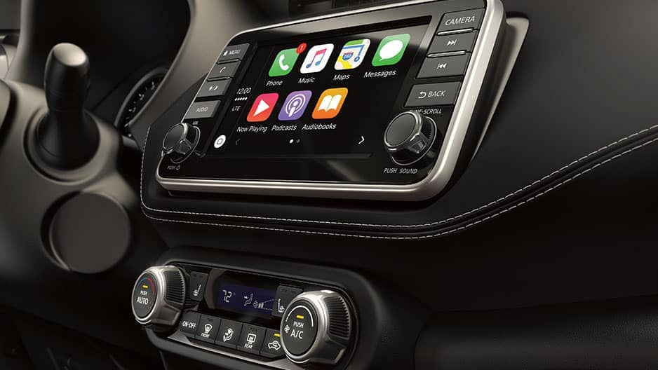 Technology Features of the New Nissan Kicks at Garber in Sarasota, FL