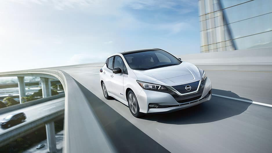 Performance Features of the New Nissan Leaf at Garber in Sarasota, FL
