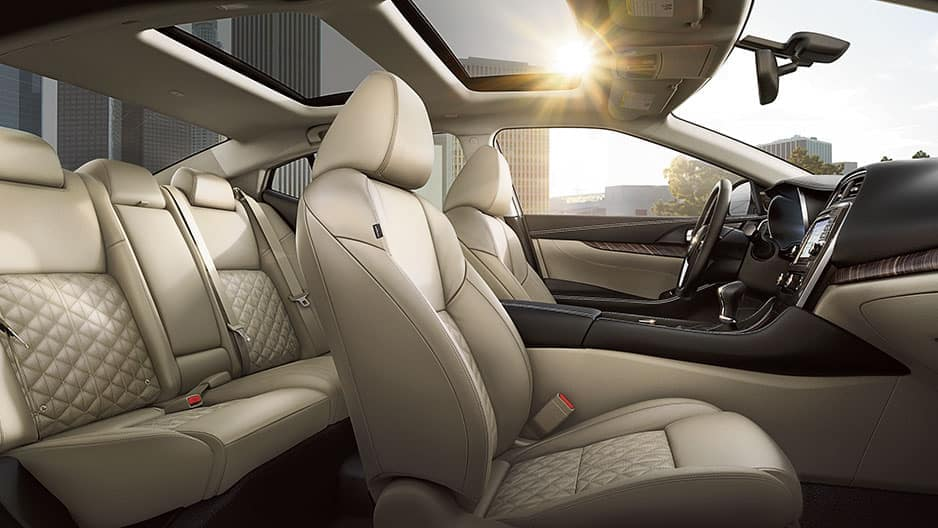Interior Features of the New Nissan Maxima at Garber in Bradenton, FL