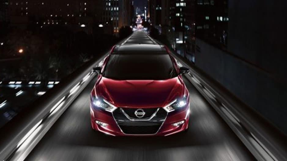 Performance Features of the New Nissan Maxima at Garber in Sarasota, FL