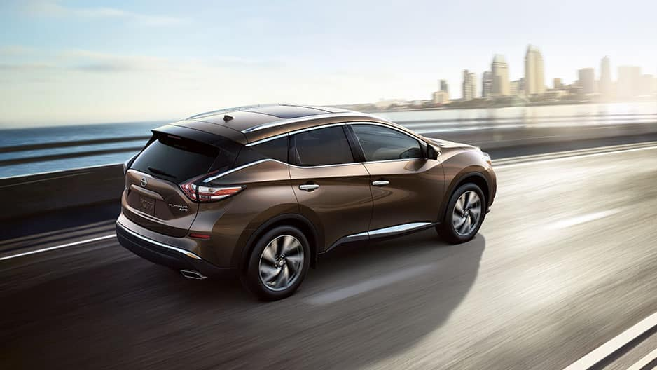 Performance Features of the New Nissan Murano at Garber in Sarasota, FL