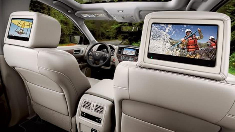 Technology Features of the New Nissan Pathfinder at Garber in Sarasota, FL
