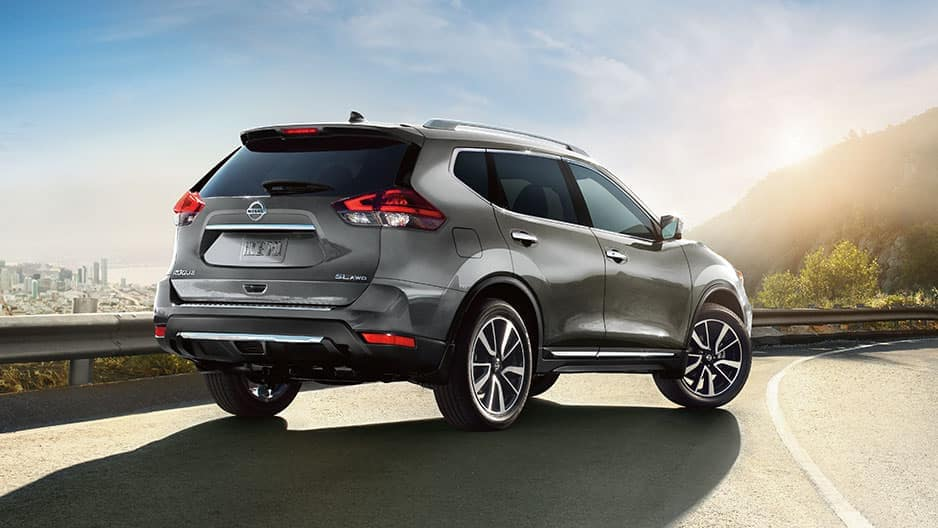 Exterior Features of the New Nissan Rogue at Garber in Bradenton, FL