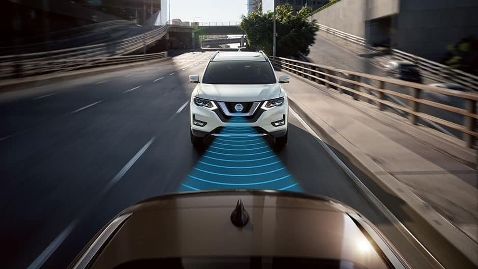 Safety Features of the New Nissan Rogue at Garber in Sarasota, FL