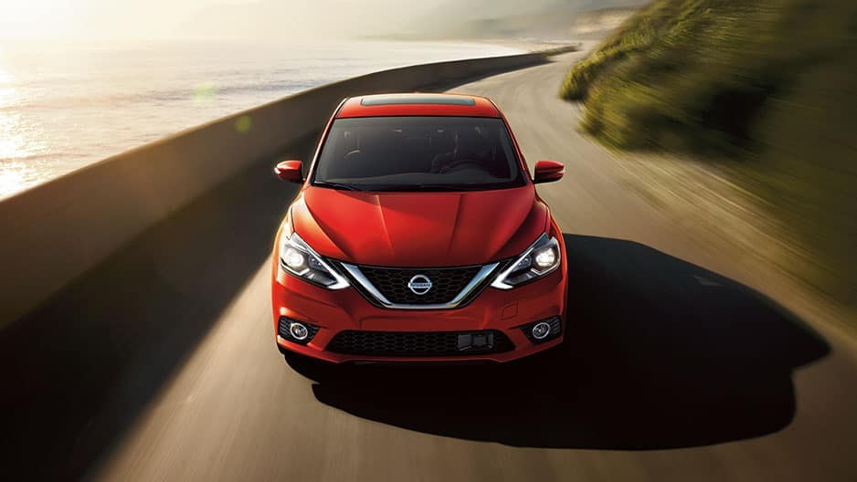 Exterior Features of the New Nissan Sentra at Garber in Bradenton, FL