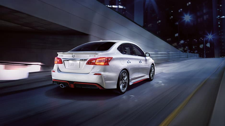 Performance Features of the New Nissan Sentra at Garber in Sarasota, FL