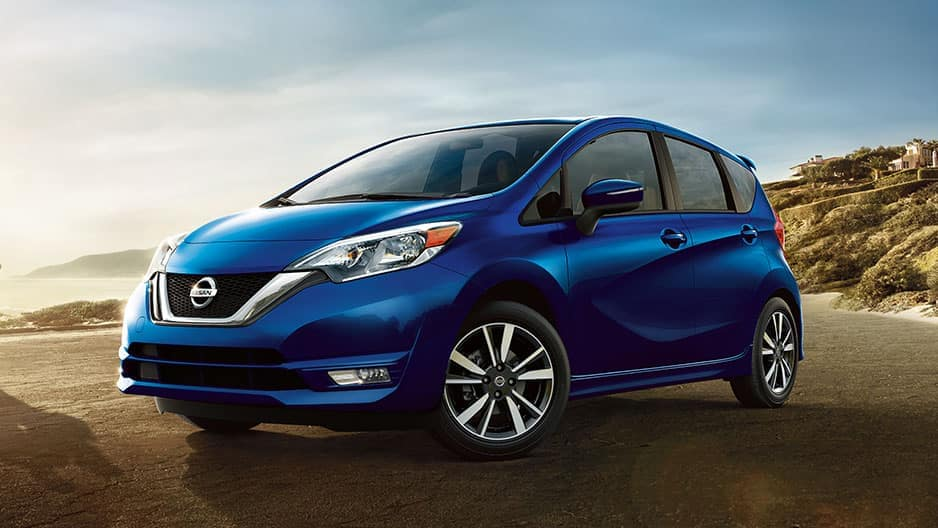 Exterior Features of the New Nissan Versa Note at Garber in Bradenton, FL