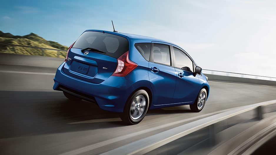 Performance Features of the New Nissan Versa Note at Garber in Sarasota, FL