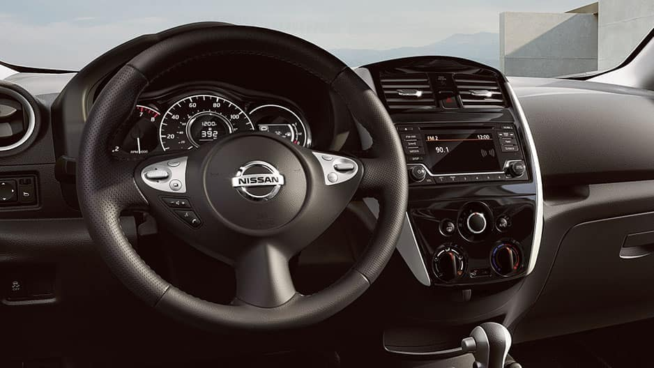 Technology Features of the New Nissan Versa Note at Garber in Sarasota, FL