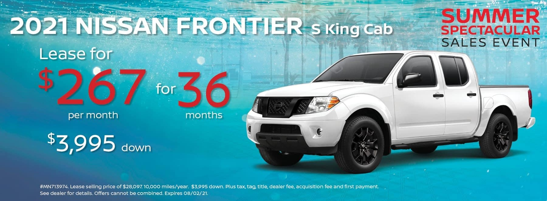 July Frontier
