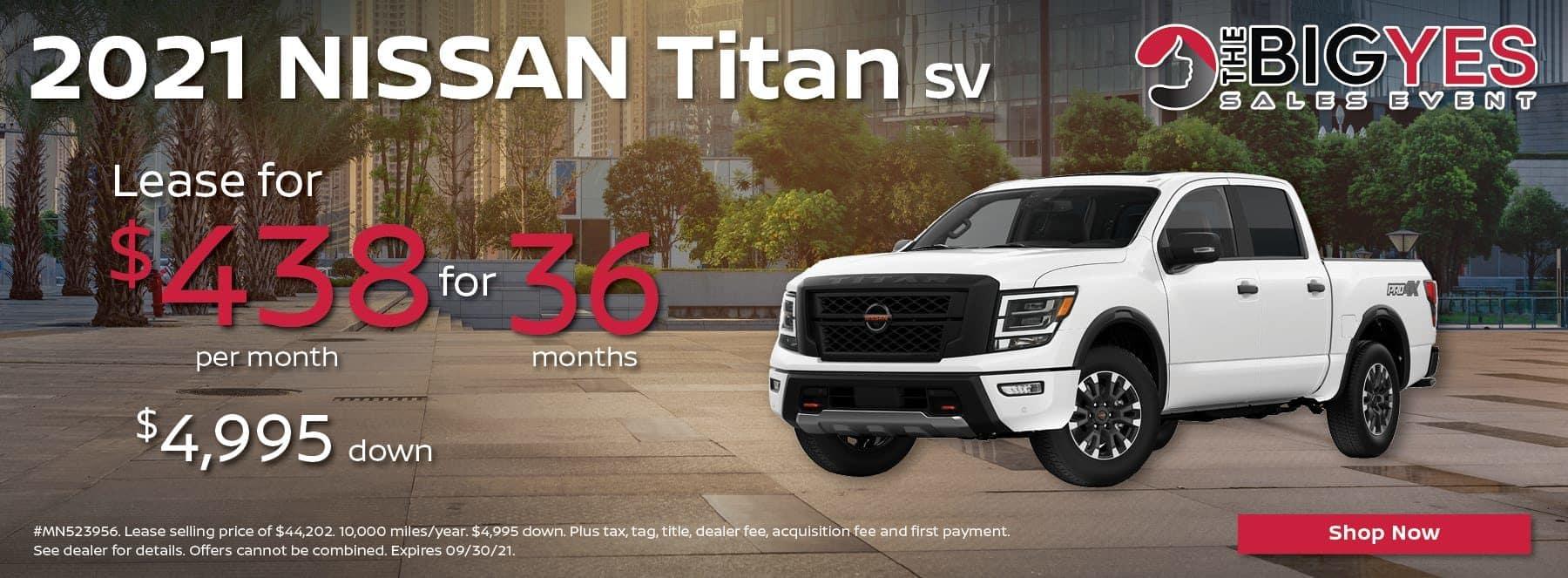 21 Titan 438