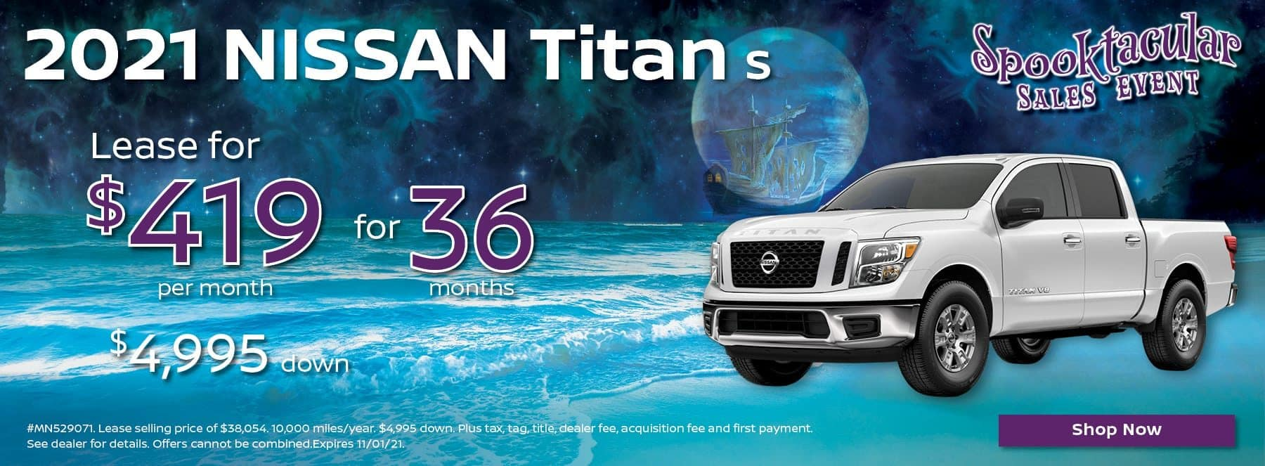 21 Titan 419