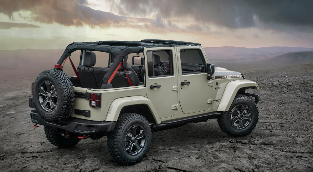 5 Great Reasons To Buy A New Jeep Wrangler Orange Coast Chrysler